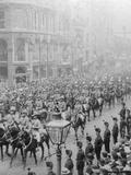 Procession for Queen Victoria's Diamond Jubilee, 1897