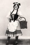 Fanny Fields, Actress, Early 20th Century