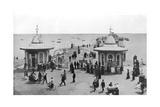 The Pier, Worthing, West Sussex, C1900s-C1920s