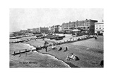 The Beach at Worthing, West Sussex, 1917