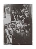 The Unovis Group in Vitebsk on June 5, 1920, 1920