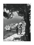 Dubrovnik, Croatia, 1937