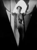 Joan Crawford, American Actress and Film Star, 1939