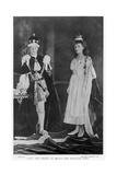 The Prince of Wales and Princess Mary, C1910s