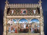 St Ursula Shrine, 1489