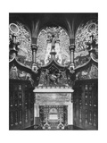 The Chaucer Room, Cardiff Castle, Wales, 1924-1926