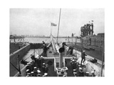 The Opening of the Alexandra Dock at Cardiff in 1907