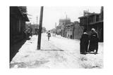 New Street, Baghdad, Mesopotamia, Wwi, 1918