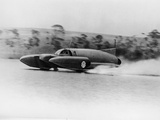 Bluebird K7 on Coniston Water, Cumbria, 1958