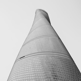 Shanghai Tower (2nd Tallest Building in the World in 2014), Lujiazui, Pudong, Shanghai, China