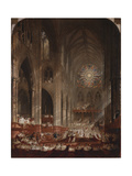 The Coronation of Queen Victoria