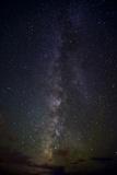 Stars at Night, Milky Way Vertical