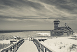 Massachusetts, Cape Cod, Race Point, Old Harbor Life Saving Station