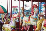Coney Island Amusement Park, Nyc.