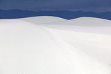 White Dunes Scenery in White Sands National Monument