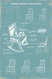 Rocking Chair Blueprint