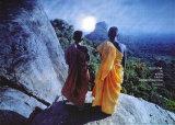 Forest Monks in Ceylon