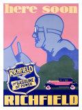 Richfield Advertising, c.1929