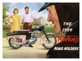 The 1959 Norton Road Holders