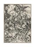 The Four Horsemen, 1496-1498