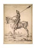 German Cavalryman of the 15th Century, 1785