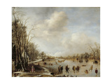 Winter Landscape, 1645