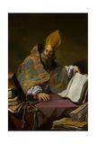 St. Ambrose, C.1623-25