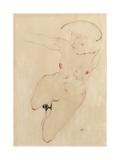 Female Nude, 1912