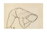 Female Nude, 1918