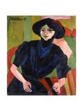 Portrait of a Woman, 1911