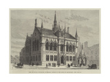 New Municipal Buildings, Inverness, Opened by the Duke of Edinburgh