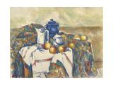 Still Life with Blue Pot, C.1900