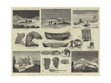 The Arctic Expedition, Apparatus, Etc, to Be Used by the Explorers