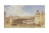 Design for Carlisle Bridge