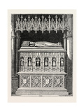 Tomb of Edward II in Gloucester Cathedral