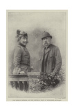 The German Emperor and His Imperial Host at Koroserdo, Hungary