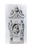 The Monument of Sir Robert Ayton, 1798