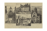 Sketches in Old London