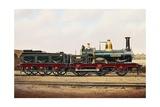 The Steam Locomotive Leopard, England, United Kingdom, 20th Century