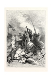 Combat of Norman Knights