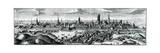 Panoramic View of Danzig (Gdansk), 18th Century
