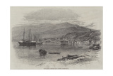 Town and Harbour of St Pierre, Martinique