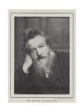The Late Mr William Morris
