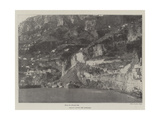 Amalfi after the Landslip