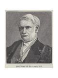 The Duke of Rutland, Kg