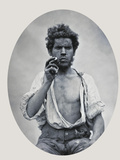 Irish Labourer, C.1858