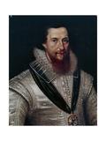 Portrait of Robert Devereux (1566-1601), Earl of Essex