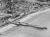 The Pier, Hastings, C.1925