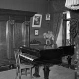A Bechstein Piano in Alexander Scriabin's Study