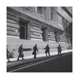 Wall Street Walkers, Manhattan